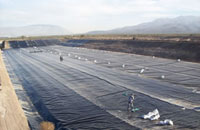 Rollo de plastico rollos de plastico rollo de polietileno for Polietileno para estanques